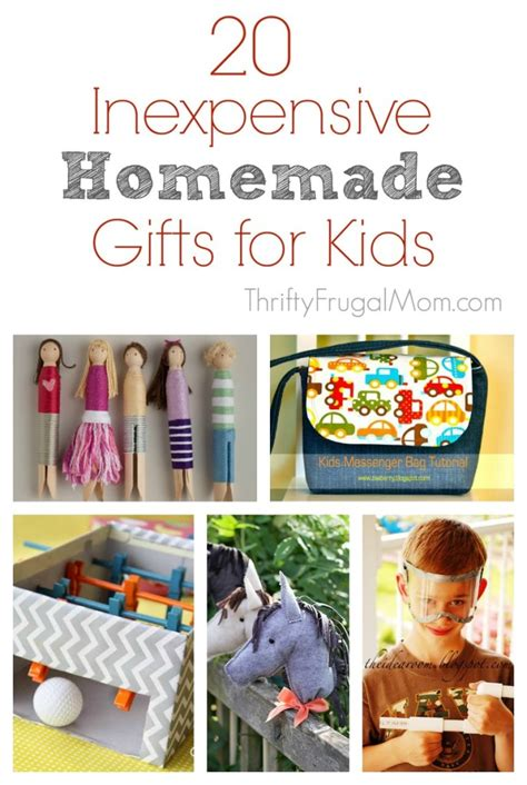 Handmade Gifts For Teenagers - 50 awesome gifts for that cost 10 or less