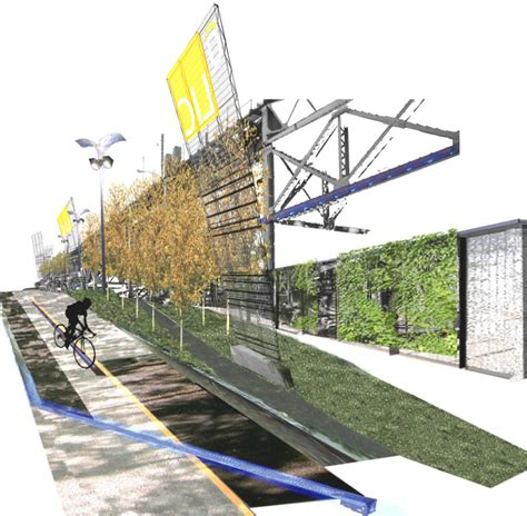 Sloping Lot Queens Plaza A New Core For Long Island City Scenario