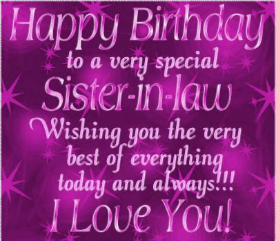 happy birthday sister in law images sister in law graphics