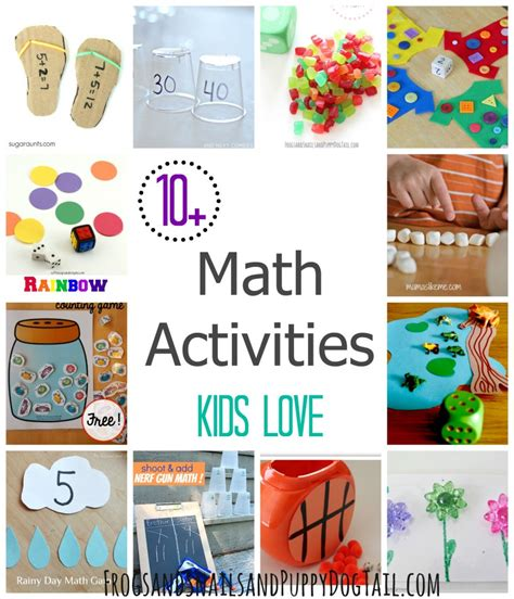 math activities fspdt