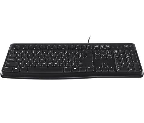 logitech de logitech k120 usb tastatur de de
