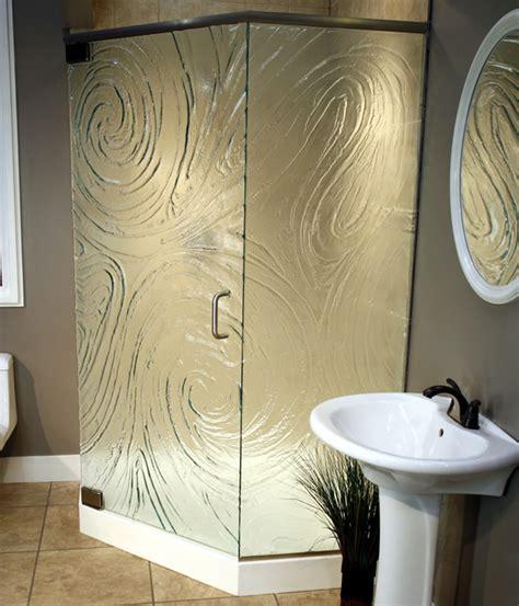 Cast Glass Shower Doors Cast Glass Shower Enclosures Delivered Installed