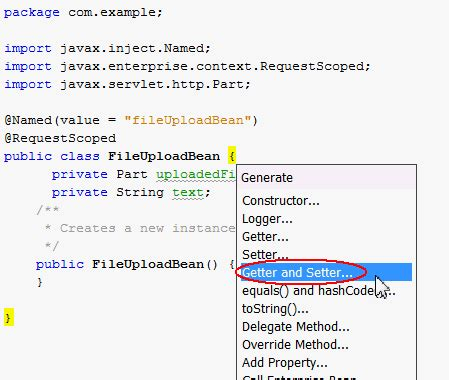 tutorial zxing java generate text file using java code software free download