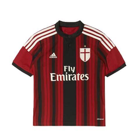 Ac Milan San Siro T Shirt by Adidas T Shirt Ac Milan Junior Comprar E Ofertas Na Goalinn