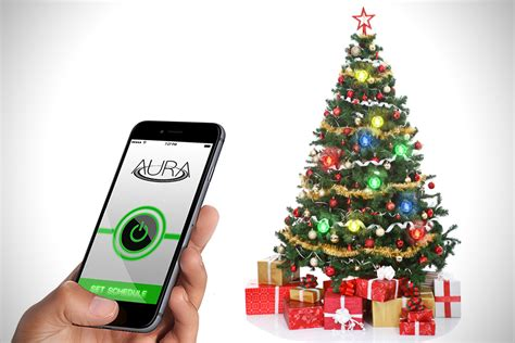 aura wireless christmas lights hiconsumption