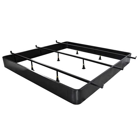 amtex metal adjustable bed base 7 5 quot king cal king