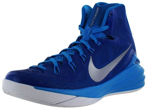 royal blue nike basketball shoes nike hyperdunk 2014 tb s basketball shoe royal blue