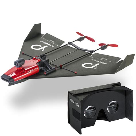 drone plane with paper airplane vr drone kit moar stuff you don t need