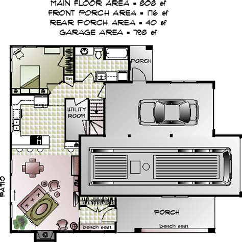 Rv Garage Plans With Apartment by Rv Garage Apartment House Plans