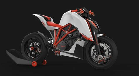 Stunning KTM 1290 Super Duke R by Mirco Sapio   autoevolution