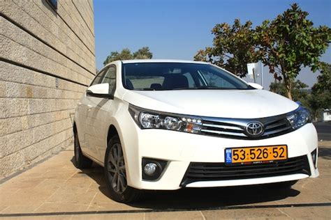 Toyota Israel Israel Best Selling Cars