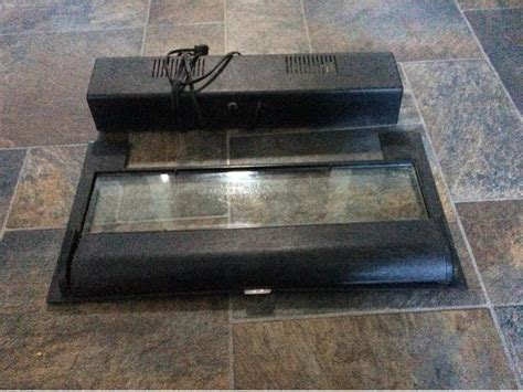 fish tank cover with light 10 gallon aquarium fish tank lid with fluorescent light