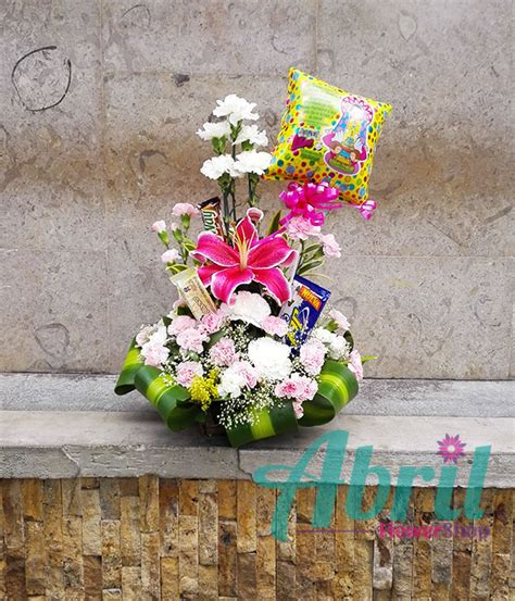 imagenes flores cumpleaños floristeria abril floristerias en bucaramanga lindos