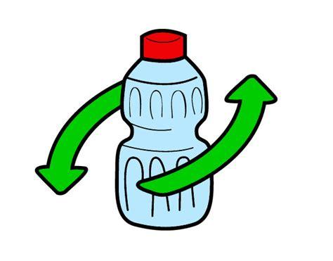 imagenes infantiles reciclaje reciclaje de botellas para colorear imagui