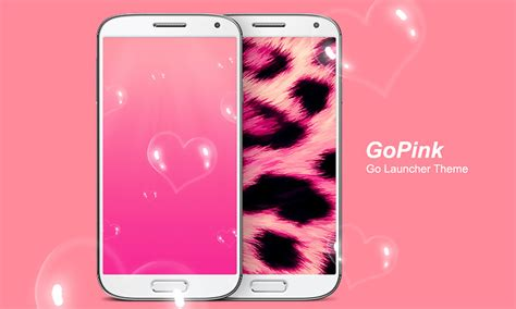 themes go launcher 2014 gopink android theme for go launcher ex dreamstale