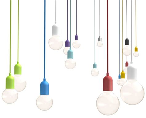 Funky Coloured L Holder And Flex 163 20 Use With Large Funky Pendant Light