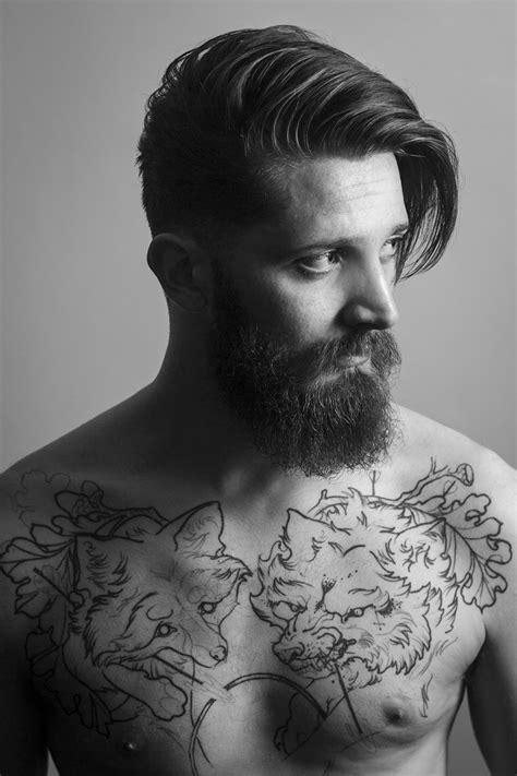 tattoo beard lust beards tattoos viii fonda lashay design