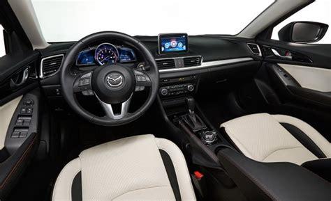 Mazda 3 Interior 2015 by