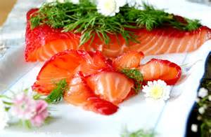 Poached Salmon Recipes by Beet Cured Gravlax Recipe Dishmaps