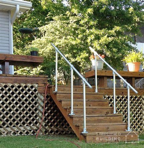 portal rail designs porch stair railing ideas stair railing outdoor ideas home