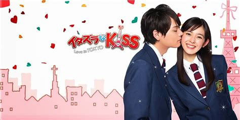 film itazura na kiss itazura na kiss the movie un trailer pour le film live