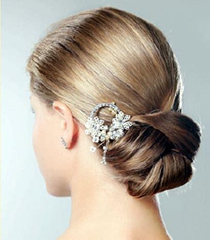 elegant back bun hairdos for long hair latest hair