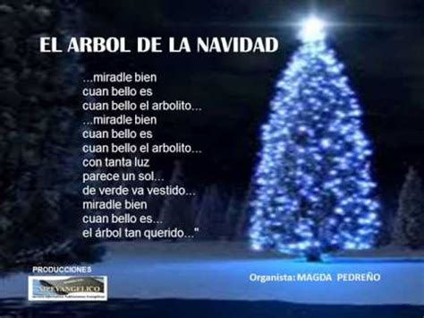 que signica el arbol de navidad himno evang 233 lico el arbol de navidad