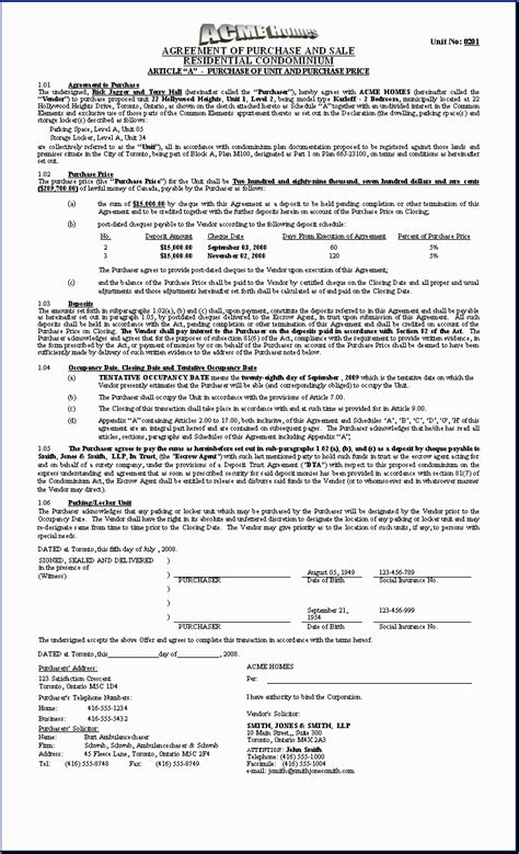 contract to buy a house template purchase agreement template non compete agreement