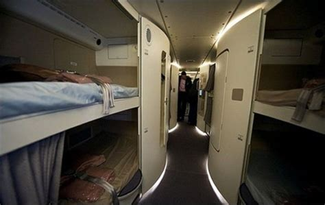 awesome airplane with cozy beds 16 pics izismile