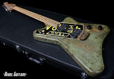road dogs dismal ax guitars road x ser 1513 rebel guitars