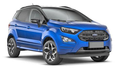 ecosport al volante listino ford ecosport prezzo scheda tecnica consumi