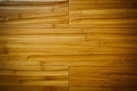 Carbonized Horizontal Handscrapped Bamboo Flooring