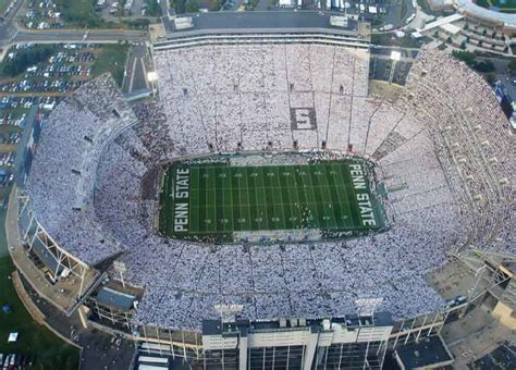 Top 10 College Football Stadiums To See Before You Die