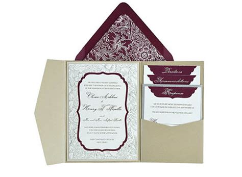 elegant floral free wedding invitation 5x7 template suite