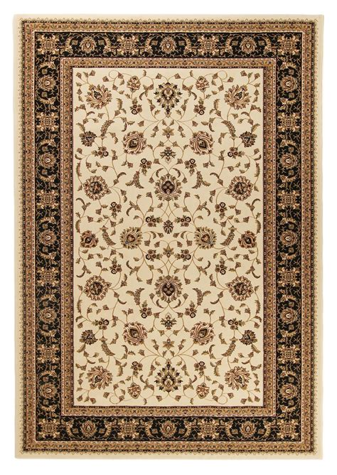 Buy Rugs Online Brilliant 620 Ivory Traditional Rug Rugspot Buy Rug
