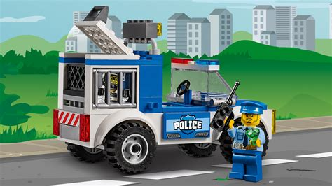 police truck 10735 police truck chase 174 juniors products