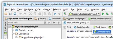 format date grails controller getting started with grails intellij idea confluence