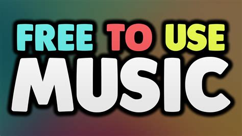 free music use free to use music for youtube royalty free copyright