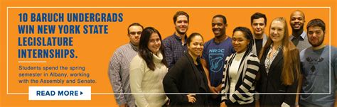 Baruch Executive Mba Review by Baruch College The City Of New York Cuny