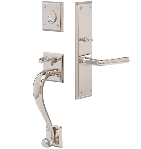 Exterior Door Lock Set Murray Exterior Mortise Lock Door Set Rejuvenation