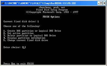 format hard disk by dos alternative to fdisk format tool minitool partition wizard