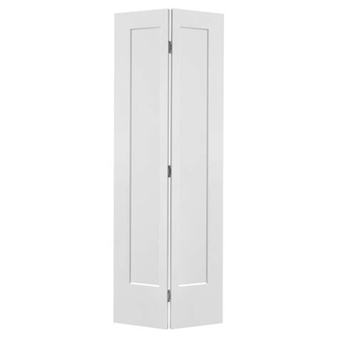 Rona Closet Doors Lincoln Park 1 Panel Bifold Door Primed 30 Quot X 80 Quot Rona