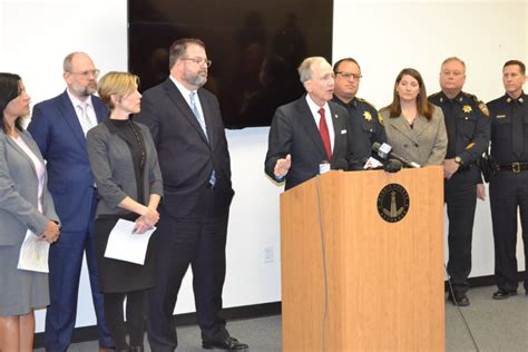 Harris County Attorney S Office by Harris County Attorney Launches New Effort To Fight Human