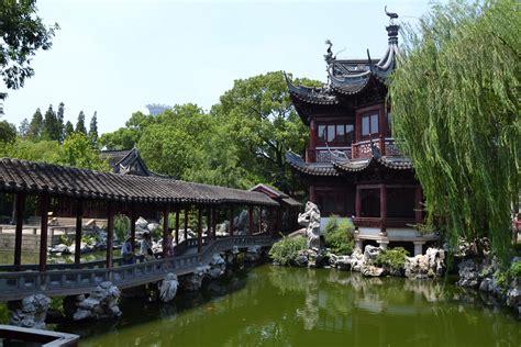 giardini di giardini di yuyuan a shanghai
