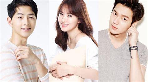 Film Lee Min Ho Dan Song Hye Kyo | usai song joong ki song hye kyo berpaling ke lee min ho