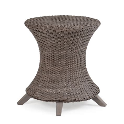 Rattan Dining Table Base Palm Springs Rattan 6500 Series Wicker Dining Table Base 6550