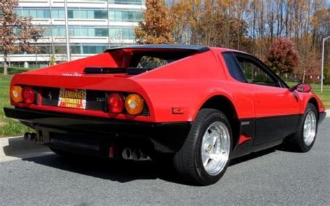 automobile air conditioning service 1984 mitsubishi cordia engine control sell used 1984 ferrari bb512 kit car with corvette engine in rockville maryland united states