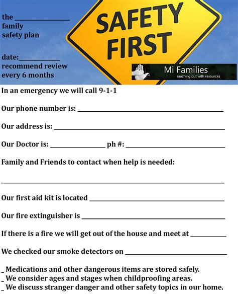Health And Safety Worksheets For Students by Healthy Happy