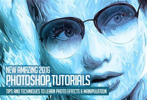 tutorial vector portrait photoshop photoshop tutorials 25 new amazing photo effects