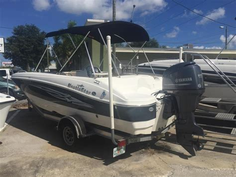 deck boats for sale sc nautic star sport deck 203 sc boats for sale